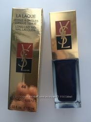 Yves Saint Laurent  44 Moonlight Blue лак для ногтей