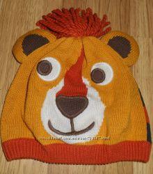 Оригинальная фирменная шапочка на ребенка 2 - 3 года