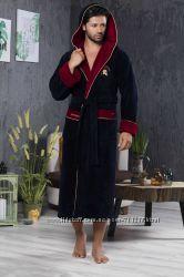 Халаты мужские Nusa Турция низкие цены