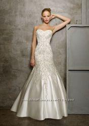 Свадебное платье Mori Lee by Madeline Gardner Новое