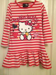 Платьице George 1-1, 5 года. Hello Kitty