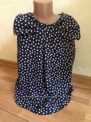 Рубашка джинсовая Next 9 лет,  платье, майка-туника, блуза.