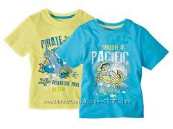Комплекты футболок, топов для мальчика LUPILU, ТСМ , C&A, H&M, Topolinо