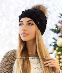 Зимняя шапка Розали ТМ Braxton