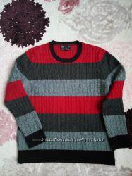 Шерстяной свитер INC