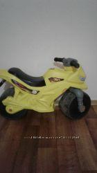 Шикарный мотоцикл толокар
