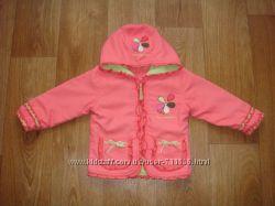 Шикарная курточка на девочку 3-4 года
