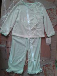 Пижама Carters для девочки 4-5лет