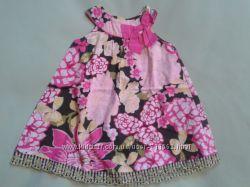 Платье на 2 годика Old Navy Blueberi наши любимые