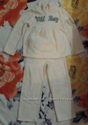 Флисовый костюм Old Navy для девочки 4-6 лет