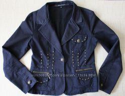 Пиджак с заклепками
