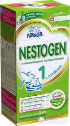 Сухая молочная смесь nestle nestogen 1