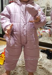 Комбинезон зимний MASH BABY Италия