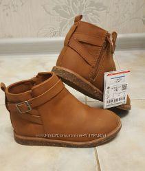 Демисезонные ботиночки Zara оригинал Италия