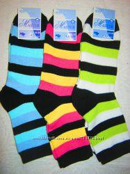 Женские махровые носки Житомир, 23-25 р. асорти. в наличии
