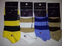 Женские короткие спортивные носки Tommy Hilfiger. асорти. 36-40 р. Турция