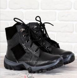 Зимние тепленькие ботиночки для мальчика