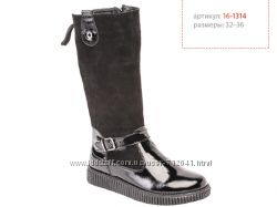 Зимние сапоги для девочки ТМ Lapsi