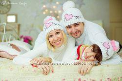 Аксессуары для семейных фотосессий на заказ