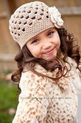 Стильные весенние шапочки для маленьких красоток