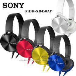 Наушники Сони Sony MDR-XB450AP