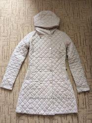 Демисезонное пальто куртака 36р. S-M