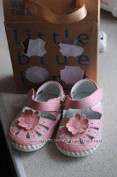 Розовые туфли Little blue lamb