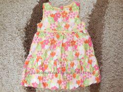 Платье с трусиками фирмы Gymboree размер 3Т
