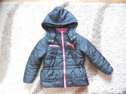 Куртка Puma размер 5