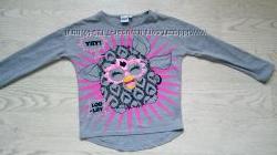 Яркая модная кофта на девочку р-р 134