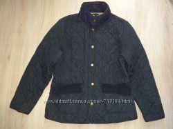 Стеганая куртка темно-синего цвета 16 р-р Betty Kay