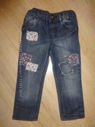 Джинсы, лосины, штаны на 2-3-4 года  NEXT, F&F