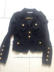 куртка вельвет xs-s