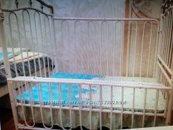 Кроватка манеж детский Geoby