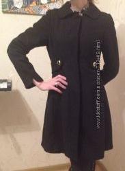 пальто Zara 50 шерсть