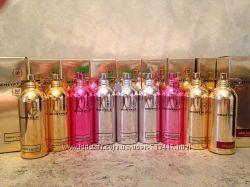 Нишевая парфюмерия Montale на распив