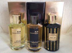Нишевая парфюмерия Mancera на распив из личной коллекции