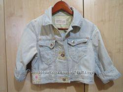 Стильная джинсовая курточка 44-46 р.