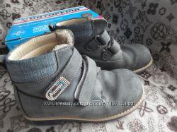 ORTOPEDIA  ботинки на липучке ортопедические очень комфортные