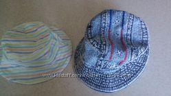 Джинсовые и хлопковые панамки, кепки