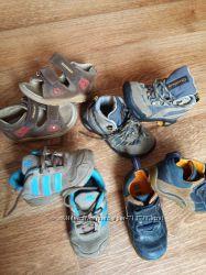 Обувь RICHTER, ADIDAS, ECCO, CLARKS 22-24 размер