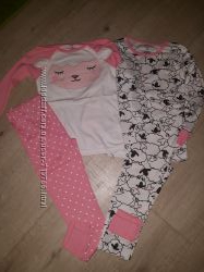 Пижамы Carter&acutes 4T для девочки