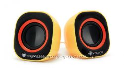 Акустическая система Konoos Yellow