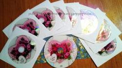 Новые диски DVD-R , диски со свадебной тематикой