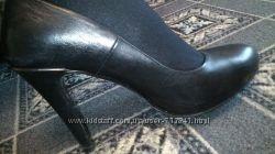 СрочноЦена сниженаПродам туфельки р. 38 vera pelle кожа Италия