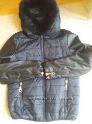 Куртка с капюшоном синтепон Европа р. S