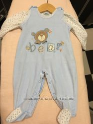 Теплый костюмчик для малыша