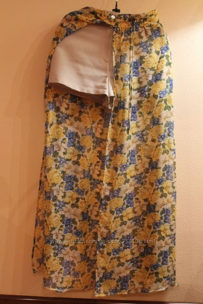 #3: юбка и шорты