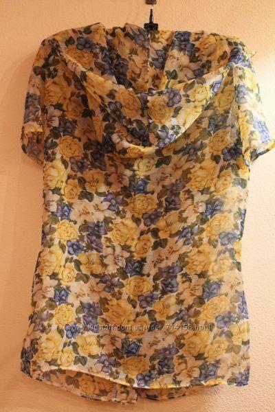 #8: блузка сзади