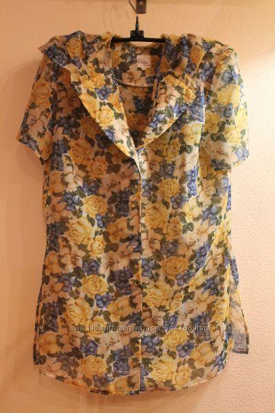 #6: блузка впереди
